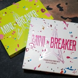 Authentic Jeffree Star mini breaker palette